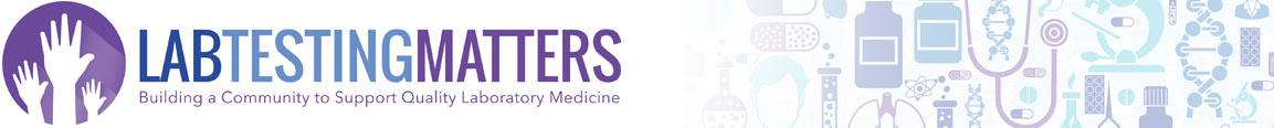 Lab Testing Matters logo